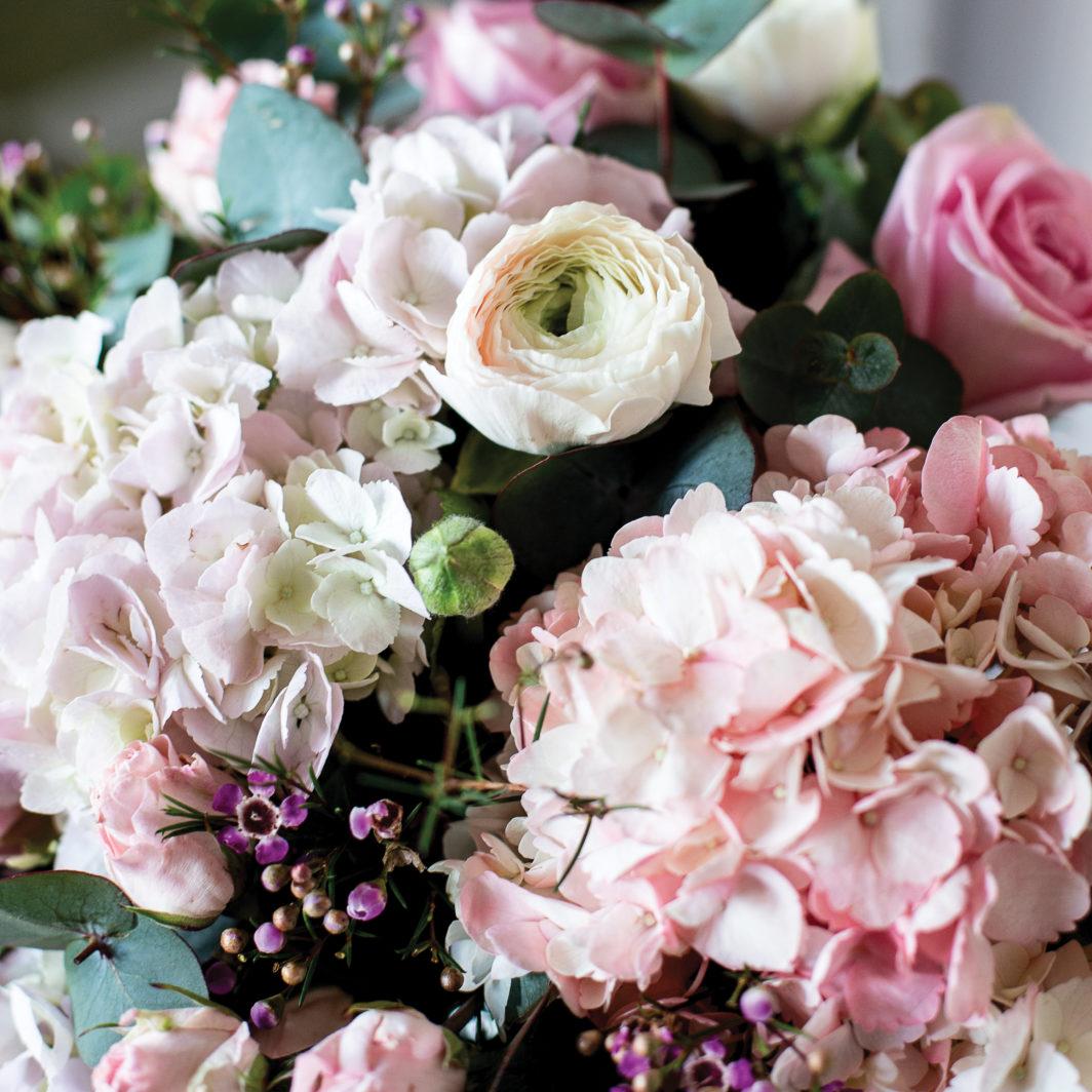 Bouquet d'Aurélie zoom